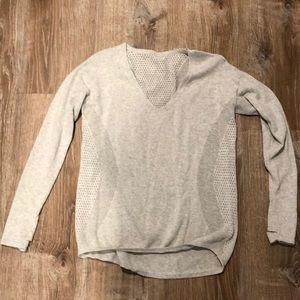 Lululemon lightweight sweater